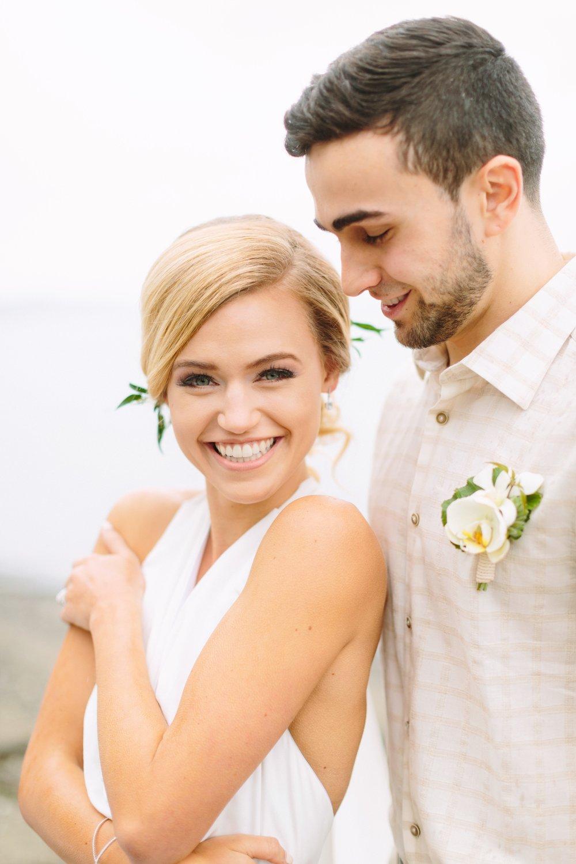 natural wedding makeup look