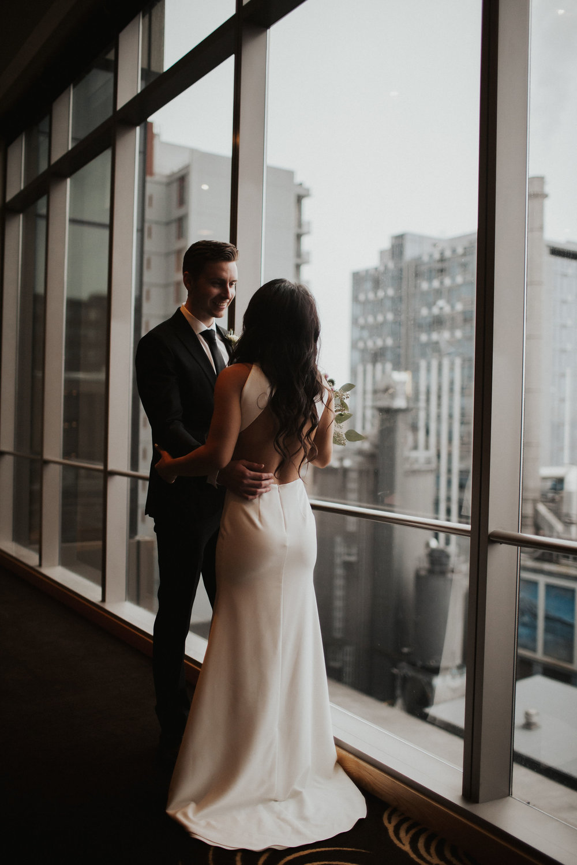 Downtown Seattle Wedding Venue | Four Seasons Seattle Hotel