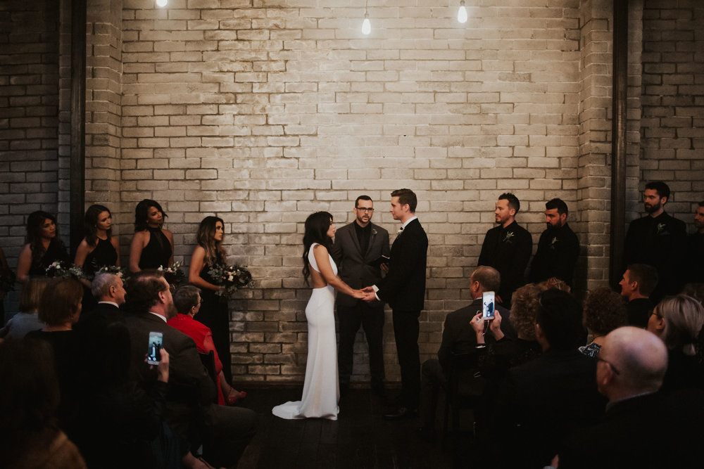 Within SODO Wedding Photos | Pacific Engagements Weddings
