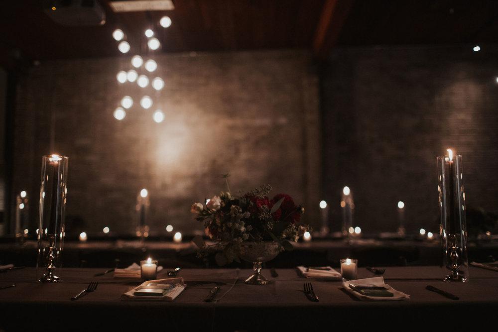 Within SODO Ballroom Wedding