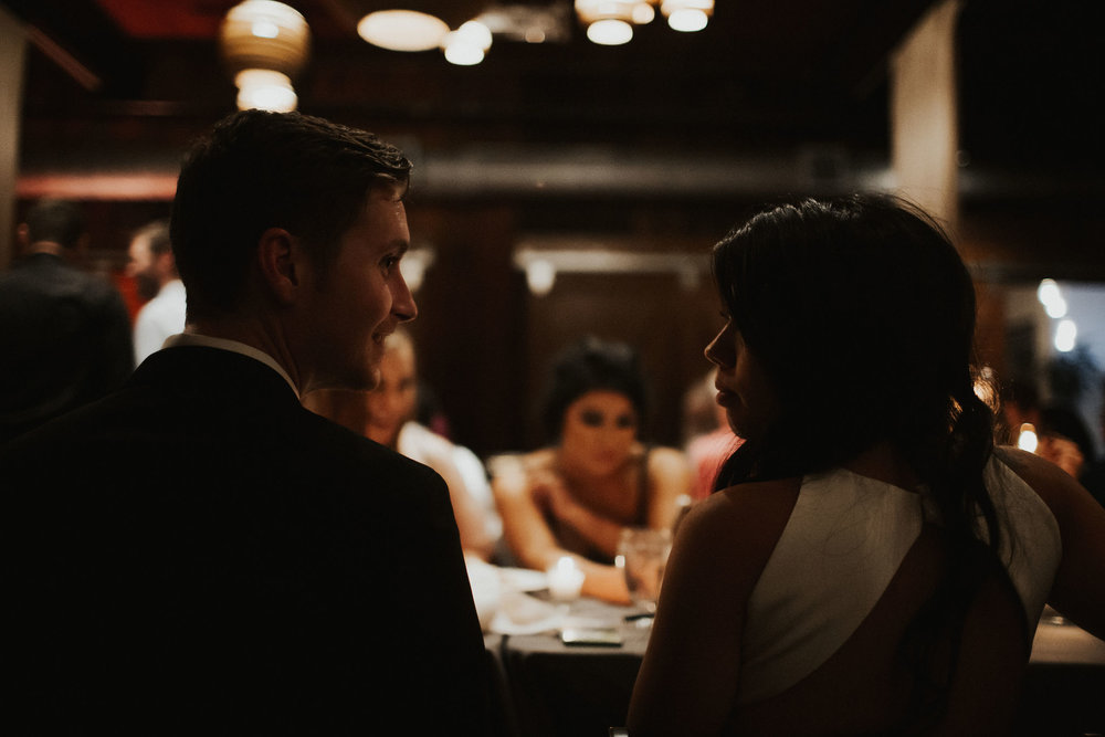 Seattle Bride and Groom Table Wedding | Within SODO Seattle