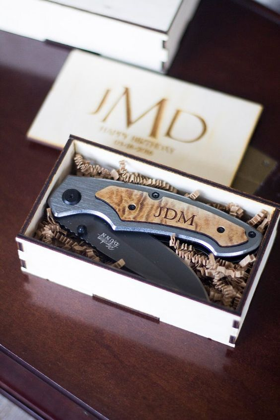 Custom Engraved Pocket Knife