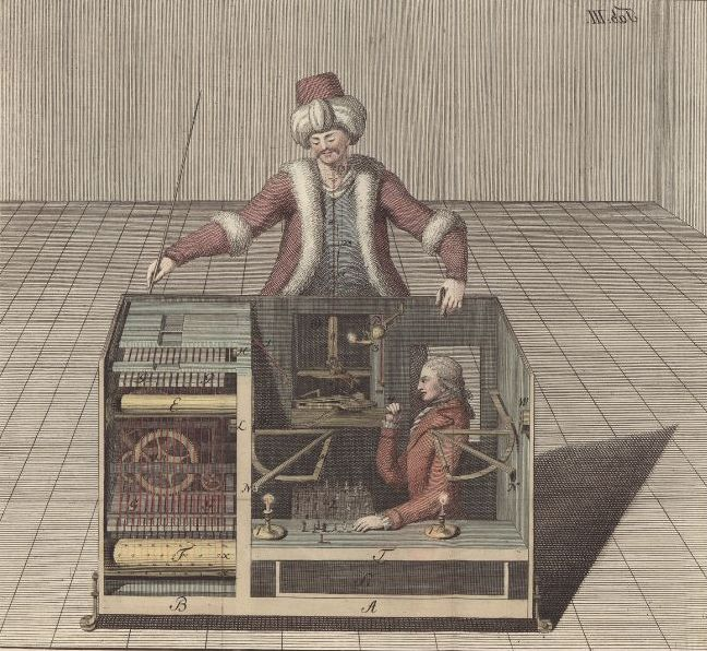 The Turk (chess playing automaton)