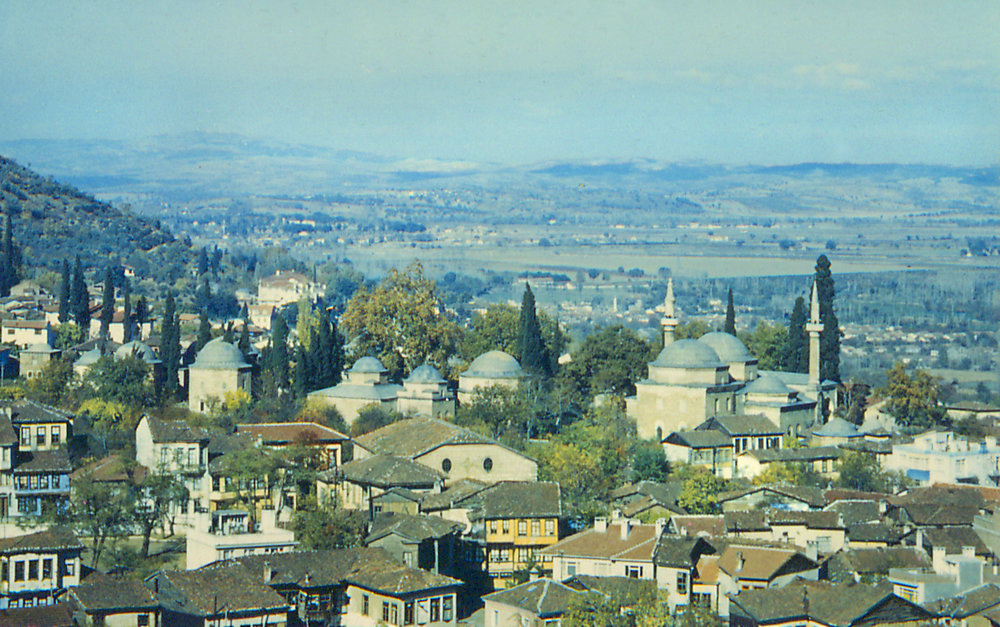 Muradiye Mosque, Bursa, 1960s