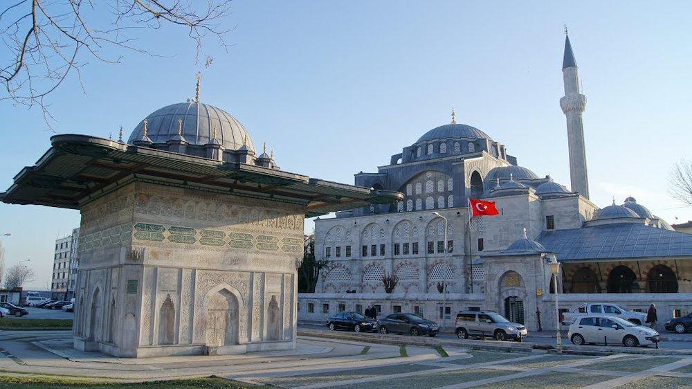 Kılıç Ali Paşa Mosque, Tophane, Istanbul