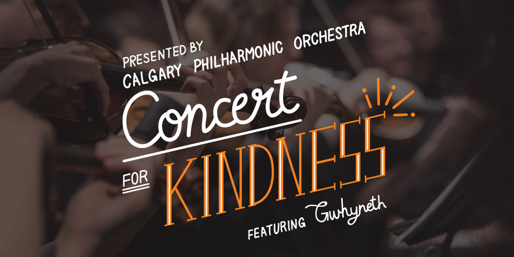 From Taiwan to Calgary: A Concert for Kindness