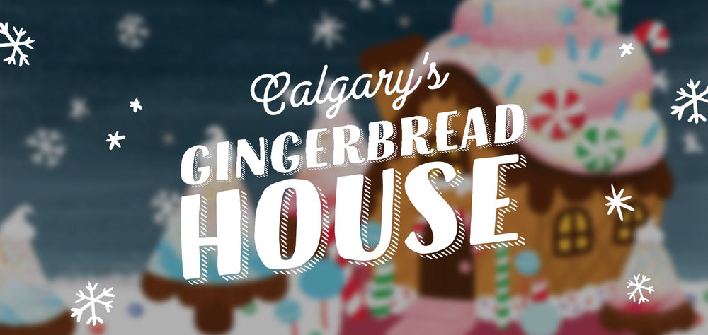 Calgary's Life-Size Gingerbread House
