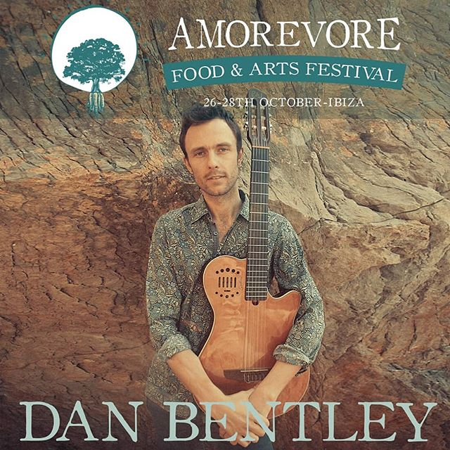 Can't wait to play @amorevore_ibiza food and arts festival in ibiza at the end of October.  It's a been a dream to create a genuinely good festival in ibiza for some time, so of course I jumped at the chance to curate the music stage!  There's heaps of great talks, workshops, film, food and music to come and be immersed in and October is a beautiful time to be on the island.  Go to their page to check out the schedule, the team has pulled together a really great program.  See you there! 📸 @mysticjitters  #ibizamusic #food #foodfestival #ibiza #ibizawinter #foodie #ambientguitar #classicalguitar #instrumentalmusic #instamusician #instamusic