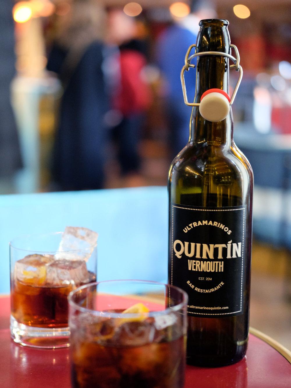 Vermouth de la casa