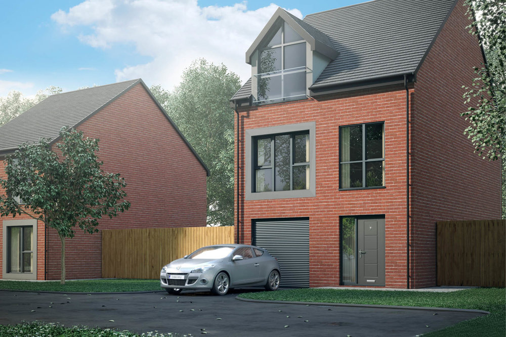 The Hazel - £239,9503 BEDROOM DETACHED• A SPACIOUS 1335 SQ FT• CONTEMPORARY KITCHEN/DINER• INTEGRATED SINGLE GARAGE WITH INTERNAL ACCESS• TOP FLOOR MASTER BEDROOM WITH SWEEPING VIEWS\• FLOOR TO CEILING WINDOWS • BRAND NEW BESPOKE DESIGN • AMPLE STORAGE THROUGHOUT • FENCING & TURF INCLUDED• SMALL NICHE DEVELOPMENT• PANORAMIC VIEWS ACROSS NORTHUMBERLAND COUNTRYSIDEAVAILABLE TO VIEW NOW!