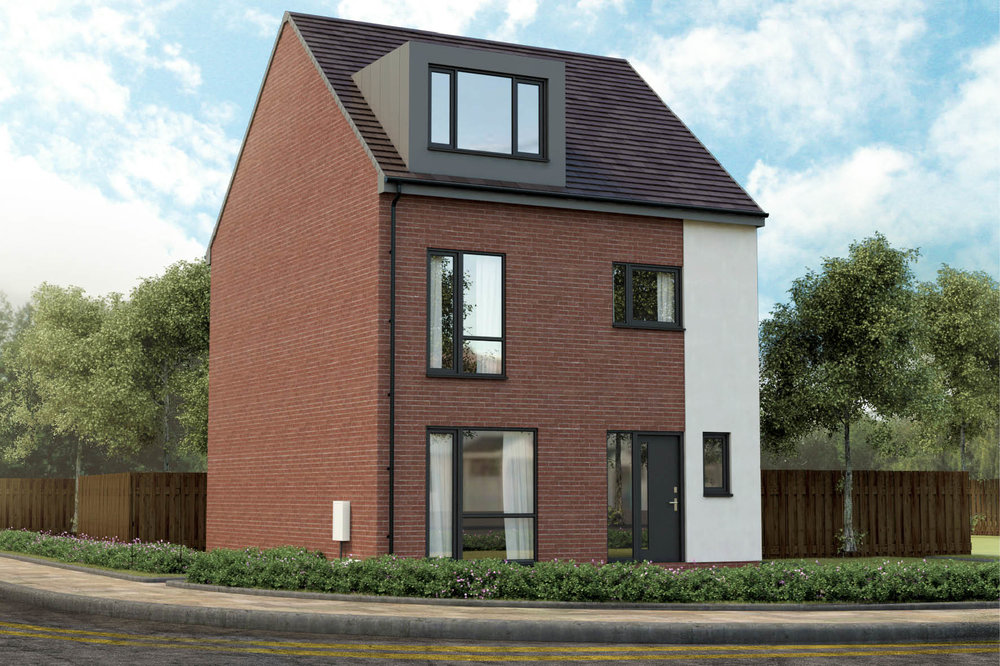 The Haven - JUST £249,9504 BEDROOM DETACHED HOME - PLOT 99• LOTS OF NATURAL LIGHT THROUGHOUT THE PROPERTY• SPACIOUS KITCHEN/DINER PERFECT FOR ENTERTAINING• BI-FOLD DOORS LEAD OUT TO SOUTH FACING GARDEN• TOP FLOOR SOLELY DEDICATED TO MASTER BEDROOM• TWO ENSUITE BATHROOMS • SINGLE DETACHED GARAGE• LARGE PRIVATE DRIVE FOR ADDITIONAL PARKING• PERFECT FOR GROWING FAMILIESAVAILABLE TO VIEW NOW!