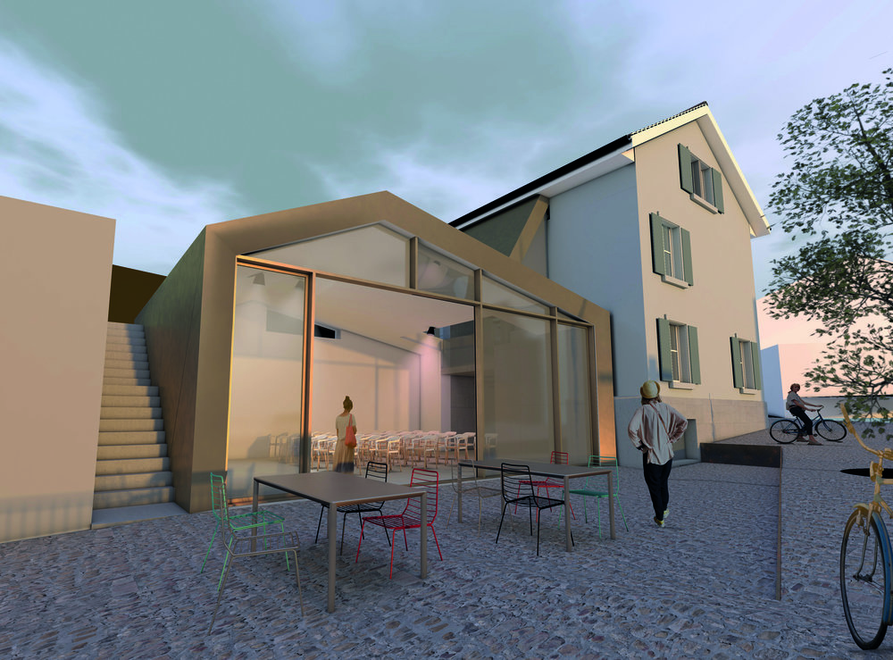 Birri Architekten AG   {Kochschule architektur 52}