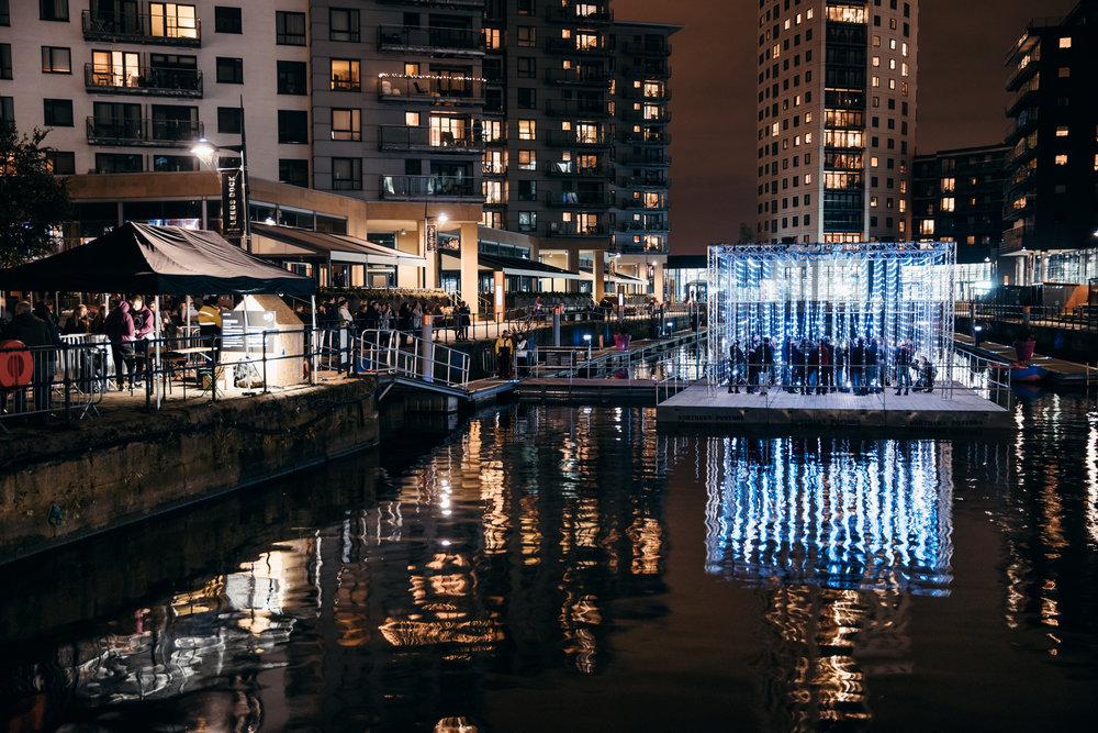 Leeds Dock -