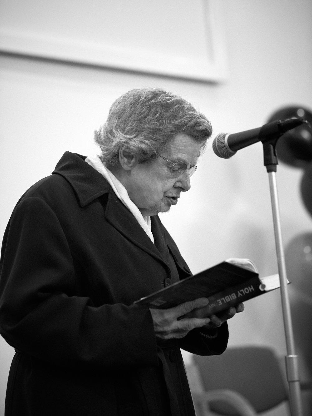 17. Betty doing a  Bible reading .jpg