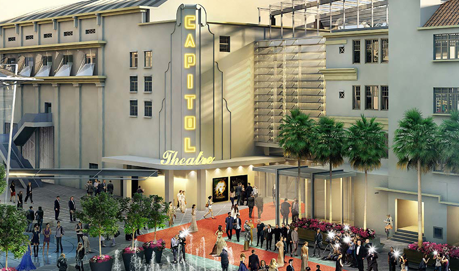 Attend a glamorous red carpet movie premiere at Capitol Theatre (Credit: Capitol Theatre)