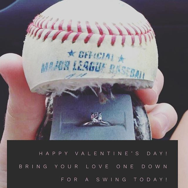 Bring your loved one com' on down for a different Valentine's Day! #homerunbaseball #homerunsg