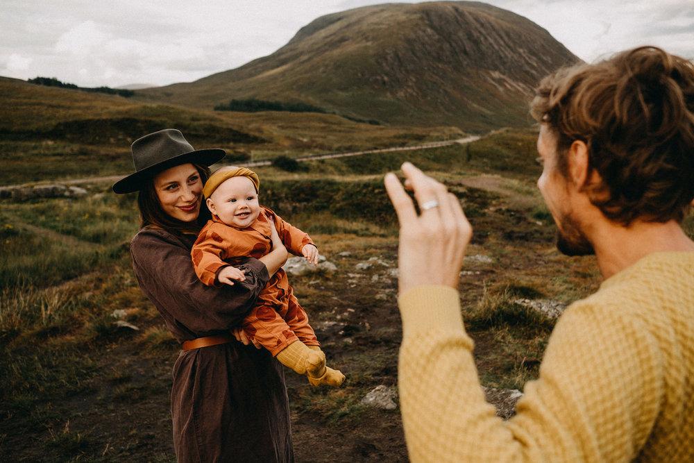 family session scotland
