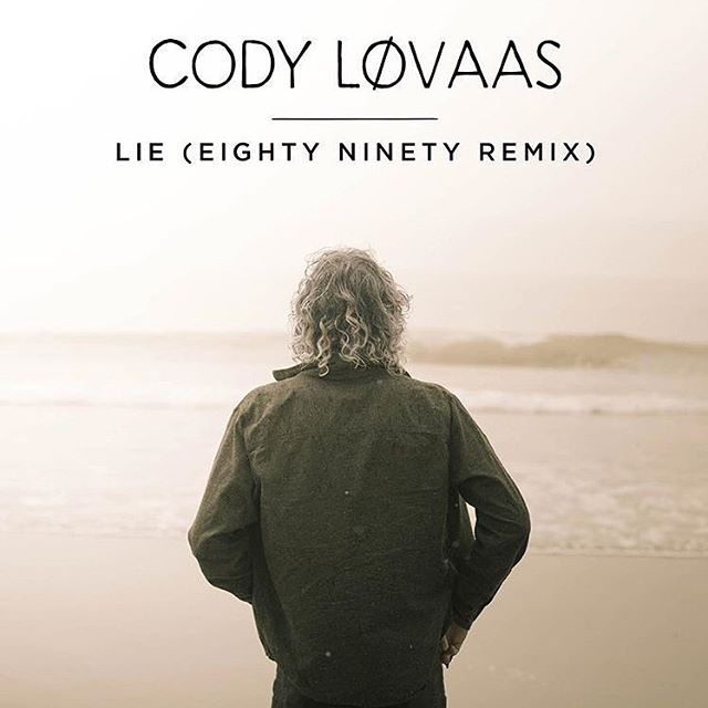 "Big 💘 to @earmilk for premiering our remix of @codylovaas's chilled out summer jam ""Lie"" 🔥🤘link in bio"