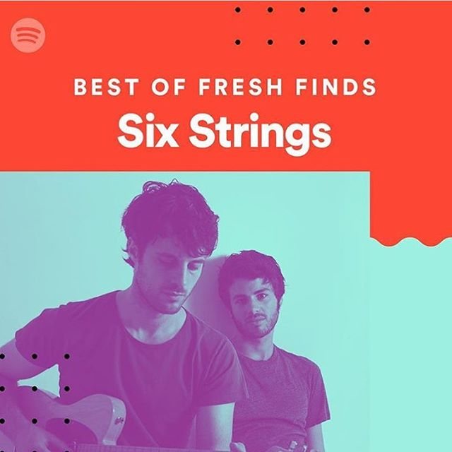 #TBT @spotify best of #FreshFinds cover ❤️