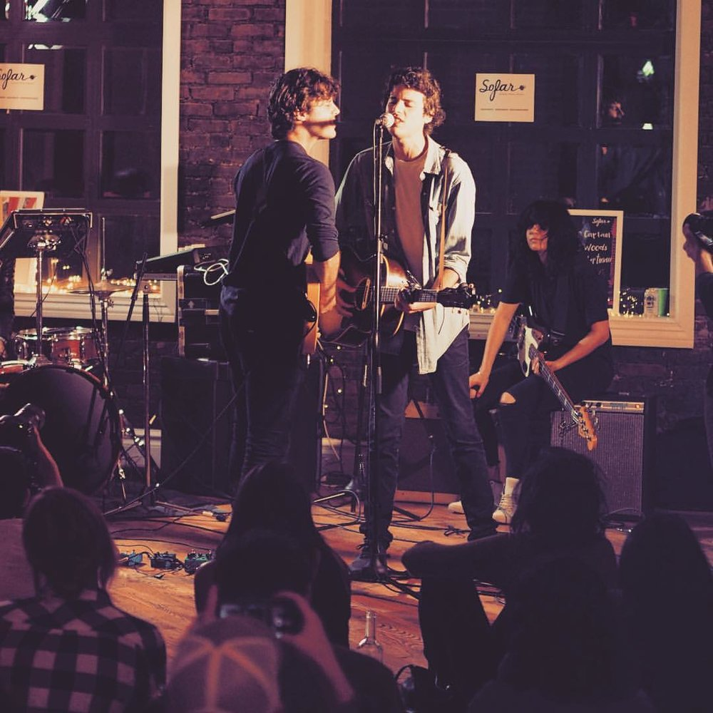 #tbt Nashville moment @sofarnyc