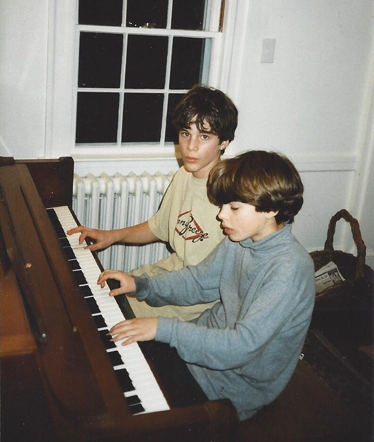 #FBF an early collab 🎹