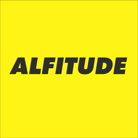 Very, very pumped to be featured on Alfitude