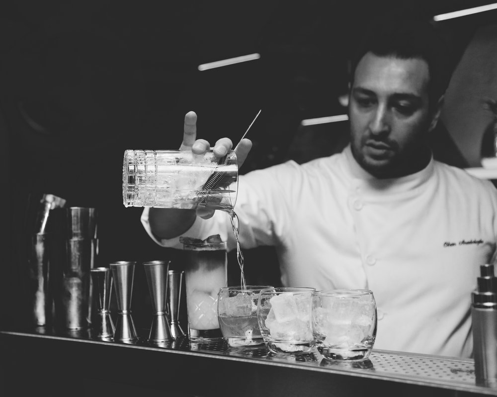 CIHAN ANADOLOGLU  2016'S MOST INNOVATIVE BAR IN GERMANY,RANKED BY MIXOLOGY MAGAZINE UNDER THE TOP 5 NEW EUROPEAN BARS AND IN THE LIST OF BARS TO WATCH 2016 WORLD'S 50 BEST BARS LIST