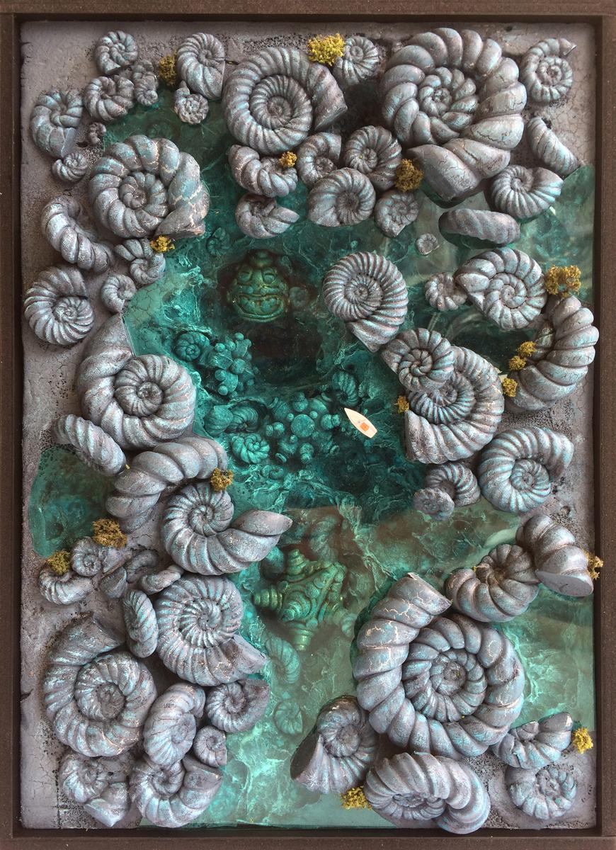 Mega Ammonites