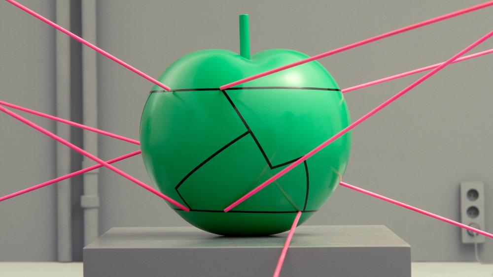 Laser Apple