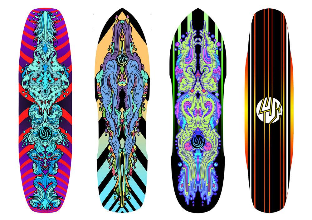 Lush Longboards