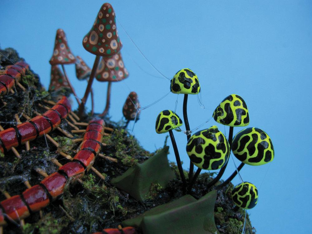Swamp Foot detail