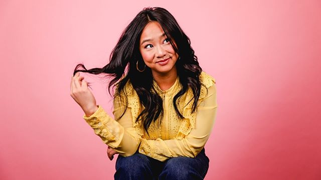 Be More Chill's Stephanie Hsu Is Not Underestimating Teenagers... read all about @hsulace and @bemorechillmusical in March Playbills and on @playbill now! #linkinbio
