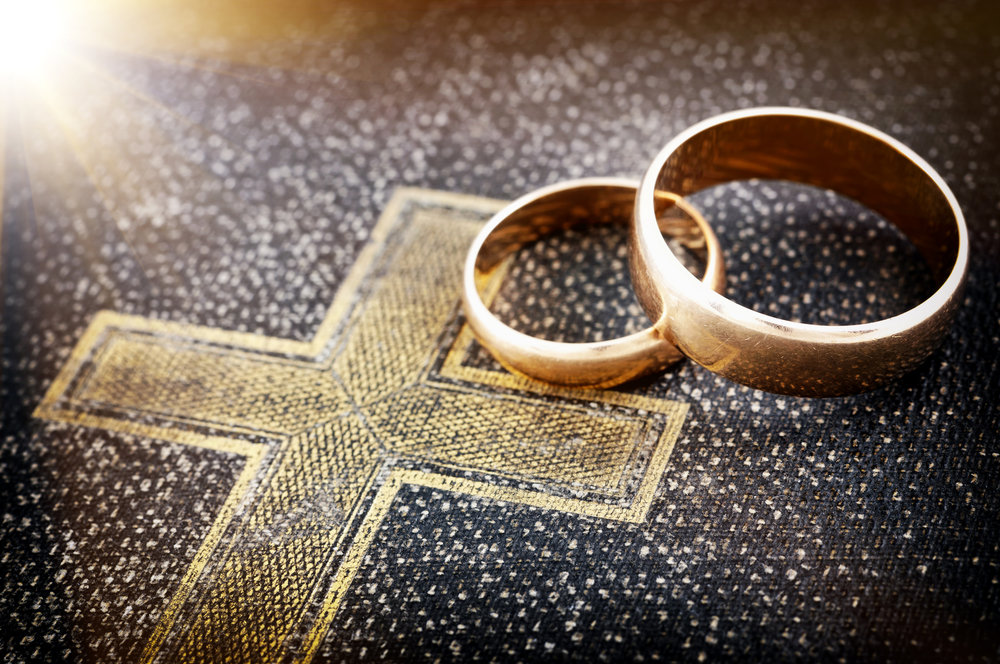 The matrimonial covenant, by which a man and a woman establish between themselves a partnership of the whole of life, is by its nature ordered toward the good of the spouses and the procreation and education of offspring; this covenant between baptized persons has been raised by Christ the Lord to the dignity of a sacrament.  -Catechism of the Catholic Church 1601   All couples wishing to be married at St. Isaac Jogues Church should schedule an appointment with the deacon at least six months in advance of your desired wedding date.