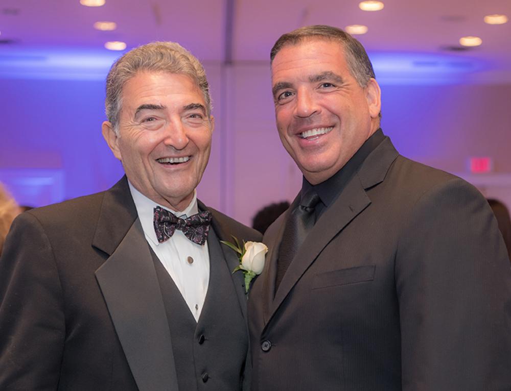 Richard Santagati and Sal Lupoli