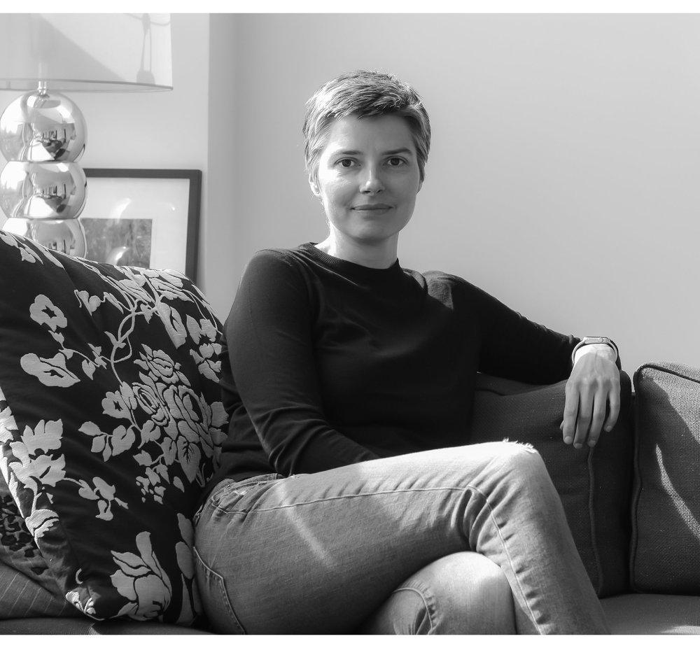 Carina Liebeknecht - Founder Lockwood New York