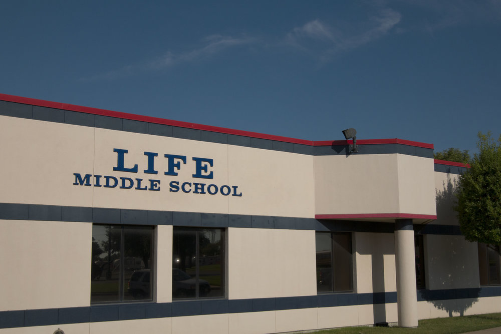 Life middle school waxahachie campus