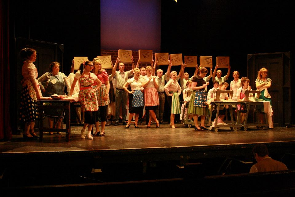 The Pajama Game 2013