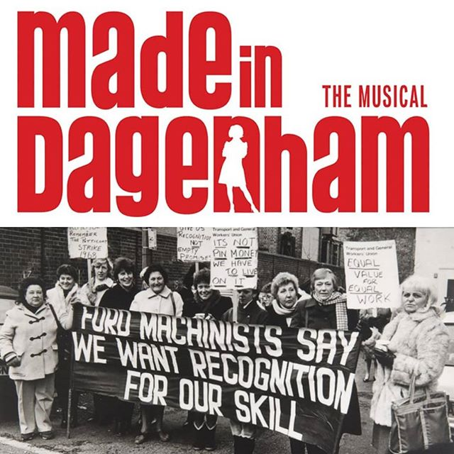 It's International Women's Day! A lot has gotten better in #equality over the years, but there is still a glass ceiling and proven pay inequality. There is still a lot to fight for! #balanceforbetter  In 1968 the women of Ford Dagenham stood up against inequality which triggered the #EqualPay Act. We'll be telling the story of this brave bunch next year, don't miss it! #StandUp
