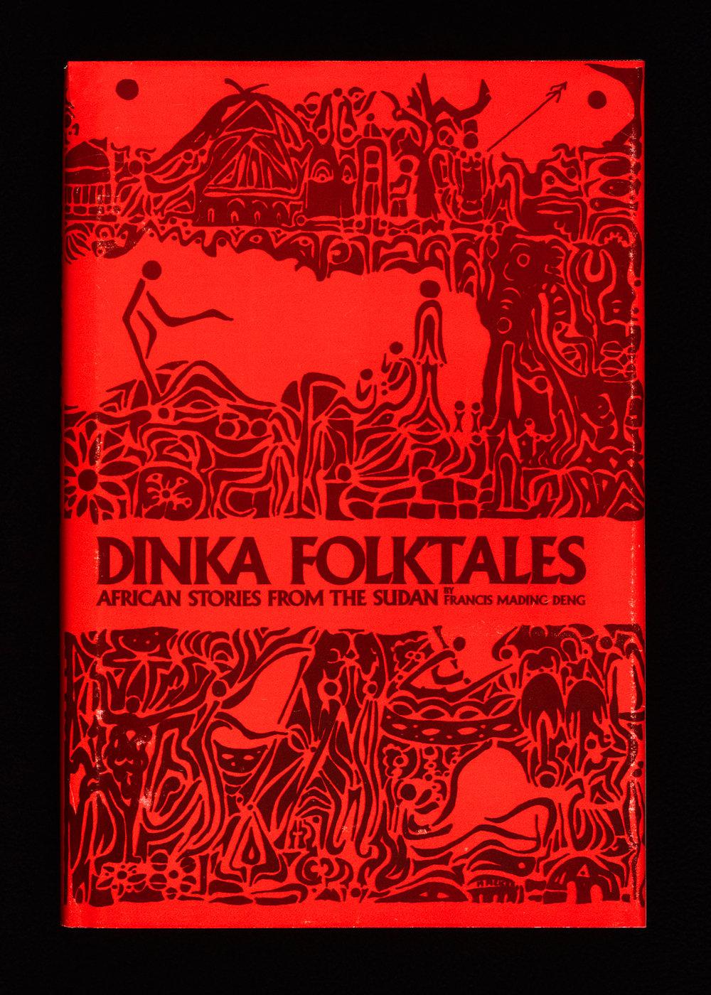 """DINKA BEDTIME STORIES"" (book cover)"