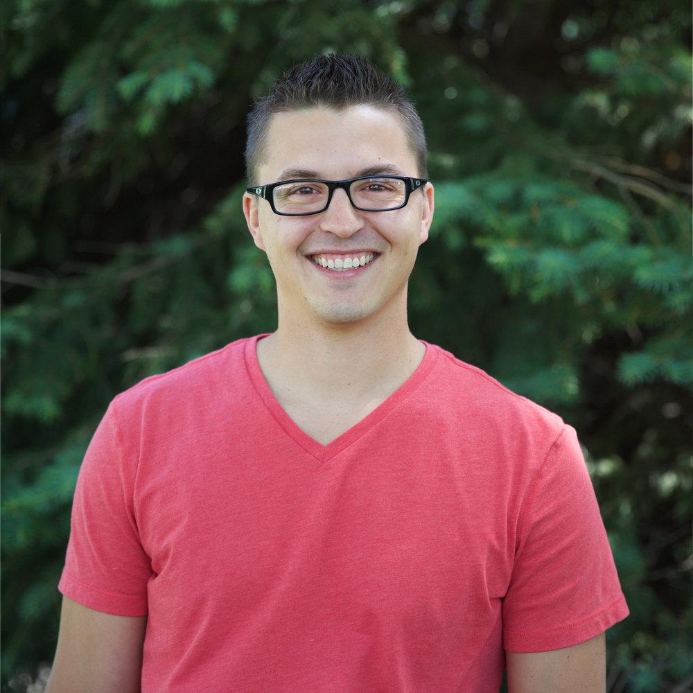 Matt Ciaramitaro   Student Ministries Pastor   Email Matt