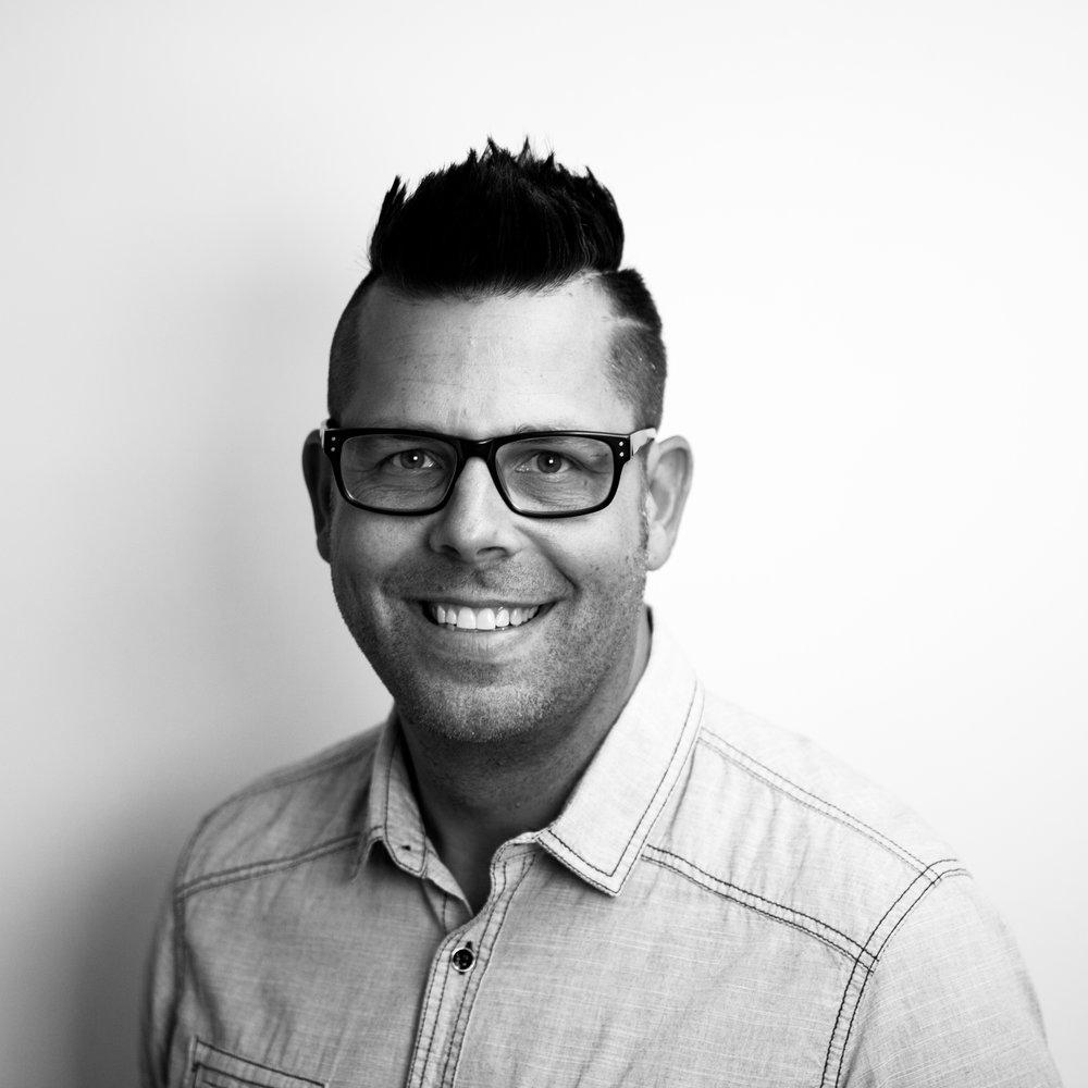 Jon Nicholas   Worship and Creative Pastor  Contact Jon