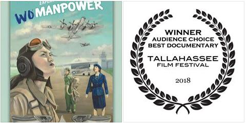 Valencia alumnus wins Best Documentary award in Festival - W.A.S.P - A Wartime Experiment in WoManpower, produced by The Valencia Film Program and Rachel Becker Wright, won the coveted Audience Choice Award for Best Documentary at the 2018 Tallahassee Film Festival. The Jon Anderson directed film showcases the incredible history of the brave woman pilots who served during World War II. For more information and to view the trailer, visit the W.A.S.P. Facebook page or the W.A.S.P. website.