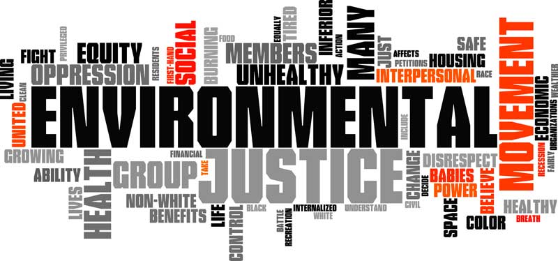 environmental justice The essential peer-reviewed journal that explores the equitable treatment of all people, especially minority and low-income populations, with respect to the development, implementation, and enforcement of environmental laws, regulations, and policies.
