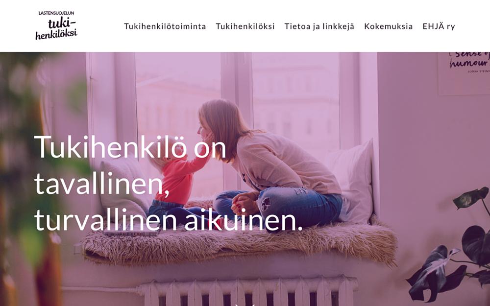 Helppokäyttöiset nettisivut yhdistykselle