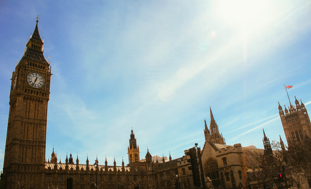 Victoria Tower and the Palace of Parliament