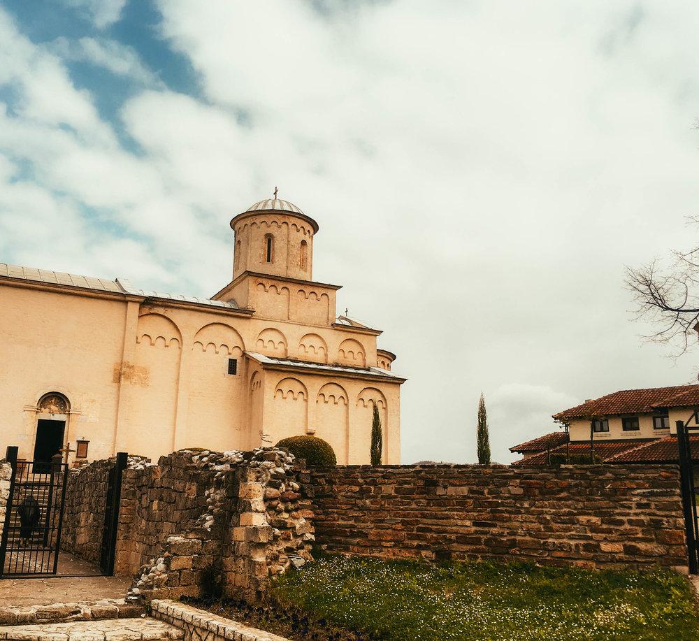 The Church of Saint Achilius