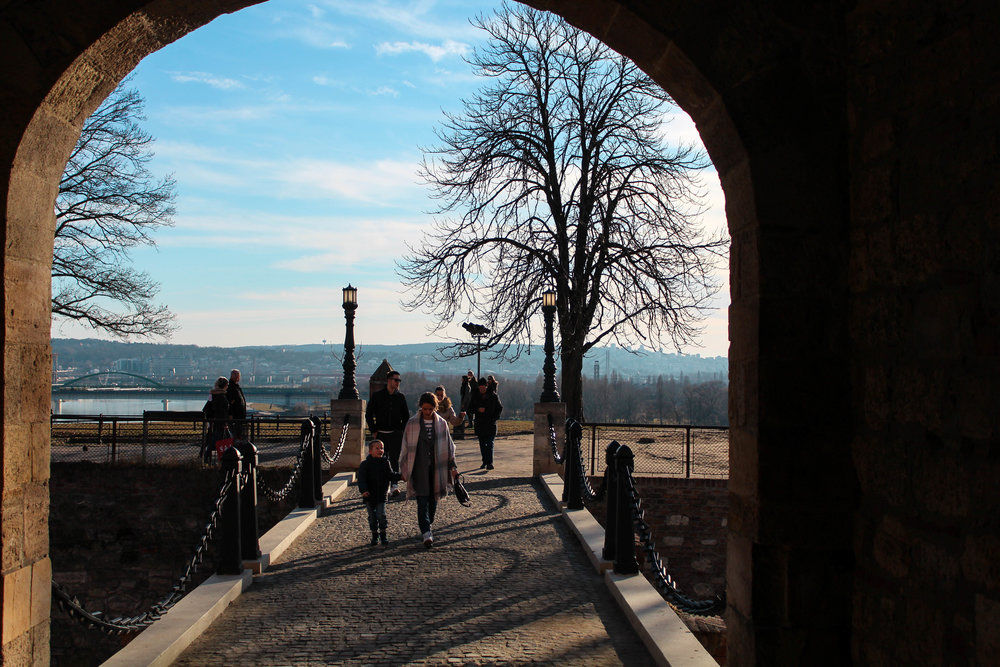 On a nice day you can find just about everyone in Belgrade sitting outside at Kalemegdan or walking through the pedestrian area