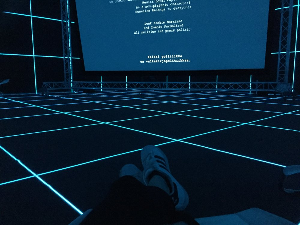 Hito Steyerl, Factory of the Sun, 2015