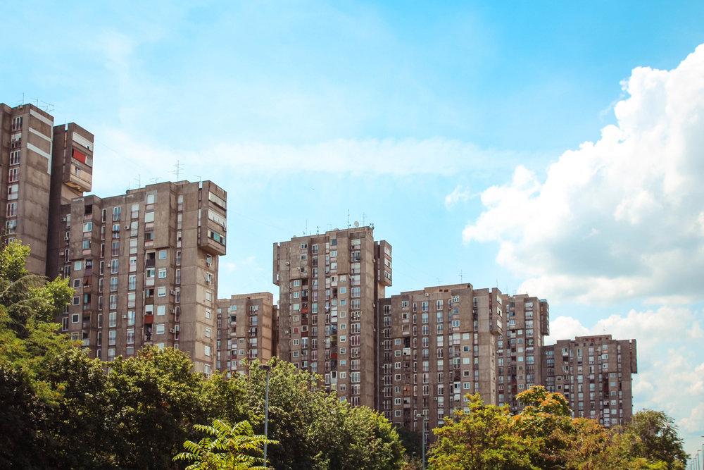 Block 63, Novi Beograd