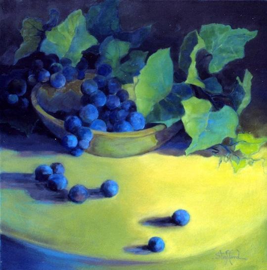 concord grapes 12 x13